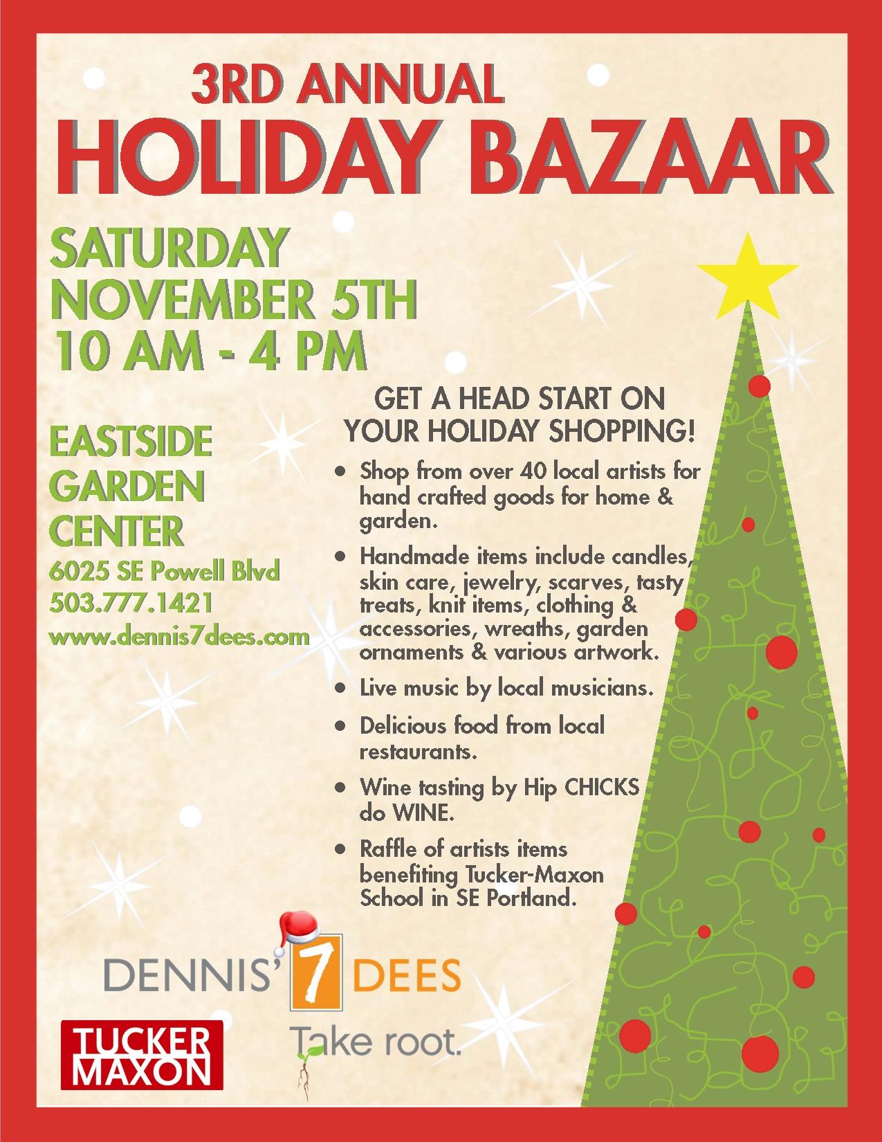 how to make flyer for church holiday bazaar mersn proforum co
